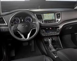 Hyundai Tucson Sự lựa chọn hoàn của của xe SUV Giá khủng Hỗ tr.