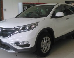 Honda CRV 2.0AT Mới 100% Xe Giao Ngay Trả góp 80%.