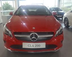Giá Xe Mercedes CLA 200 2017 chính hãng nhiều màu, Bán Mercedes CLA 200 2.
