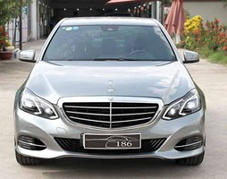 Mercedes E200 model 2014 full option.
