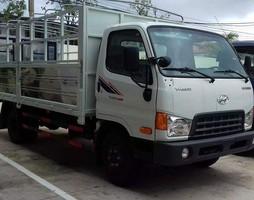 Xe tải Hyundai Thaco HD650 6.4 Tấn. Xe Tải Hyundai HD72 Nâng Tải Lên 7.