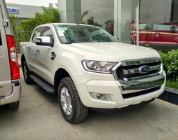 Ford Ranger XLT Mới 100%. Khuyến mại 76 Triệu.