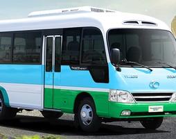 Xe buýt trường hải, xe buýt B40, B60, B80 trường hải. Nơi bán các.
