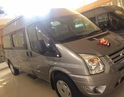 Ford Transit giải pháp vận chuyển hành khách hàng đầu, GIÁ CHỈ .