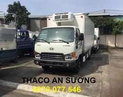 Thaco Hyundai HD500 5 tấn đời mới, Xe tải huyndai 5 tấn HD500, huynda.