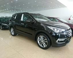 Hyundai Santafe 2017 giao ngay nhiều KM nhất HN.