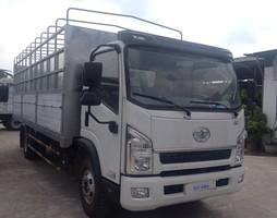 Bán xe Faw 7,25 tấn / máy to cầu to / thùng dài 6,27M / cabin Isuzu.