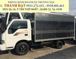 Trường Hải AN SƯƠNG chuyên phân phối dòng xe THACO KIA K165S tải t.