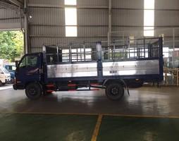 Hỗ trợ mua xe tải trả góp THACO HYUNDAI HÀN QUỐC đời 2017 HD500 5.