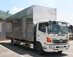 Giá bán xe tải Hino 1,9 tấn, 3,5 tấn, 4,5 tấn, 5,2 tấn, 5,5 tấn, 6.
