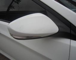 Bán Hyundai Accent 2012, nhập khẩu, màu trắng, 445 triệu.