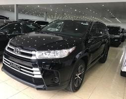 Giao ngay Toyota Highlander năm 2017, màu đen, nhập khẩu nguyên chiếc .