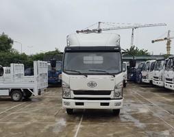 Xe tải Faw tải trọng 7,25t thùng dài 6270 rộng 2m2 Giá Tốt Nhất.