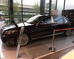 Mua xe Mercedes Maybach S600 được tặng lệ phí trước bạ 10% giá tr.