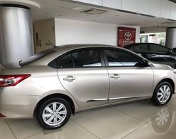 Toyota vios 2017.