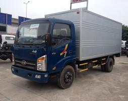 Hyundai Veam VT350,tải trọng 3,5 tấn,động cơ Hyundai,thùng dài 5,1M.