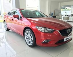 Mazda 6 màu trắng, xanh, đỏ, đen, Mua xe mazda 6 trả góp, giá xe Mazd.