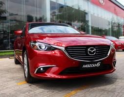 Bán xe Mazda 6 2.0 FPR 2017, giá tốt.