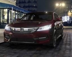 Honda Accord 2017 2.4L thanh lịch và sang trọng, giá tốt nhất thị tr.