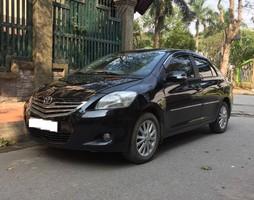 Tôi Cần bán Chiếc xe TOYOTA VIOS 1.5E màu đen SX 2011.