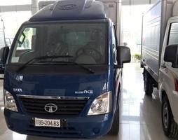 Xe tải thùng kín tata ấn độ tải trọng 1.2 tấn mẫu mới nhất .