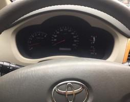 Toyota Innova V 2009 đăng kiểm 8 chỗ số tự động.