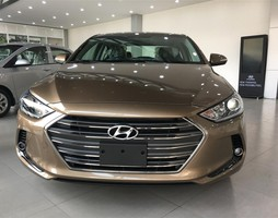 Hyundai Elantra 1.6 AT 2017.
