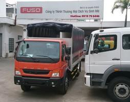 FusoFi 8t thùng bạt 2017.