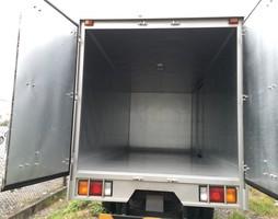 Xe tải Hyundai HD700 thùng inox.