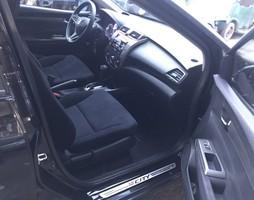 Honda City 2014 màu đen, số tự động,Tp.HCM.