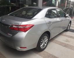 Toyota Altis số sàn, số tự động Khuyến Mại lên tới 90 triệu .