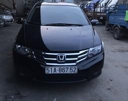 Honda City 2014 màu đen, bào hành 2 năm chính hãng.
