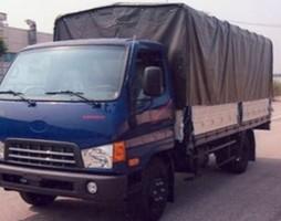 Xe tải Huyndai đồng vàng HD700 6,85 tấn. Hỗ trợ vay đến 600tr.