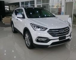 Hyundai Santafe 2017 ưu đãi lớn trong tháng 05/2017.