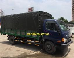 Xe tải hyundai hd 800 mới hot khuyến mãi thuê và bảo hiểm thân v.