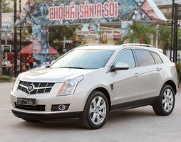 Cadillac srx 4 full option.