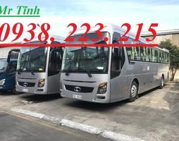 Bán xe khách 47 chỗ thaco universe giao liền, xe khách 47 chỗ universe .