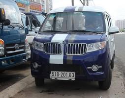 Van Dongben X30 Hỗ trợ trả góp 70% giá trị xe..