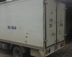 Xe tải Hyundai Bắc Việt 1,25 tấn thùng kín.