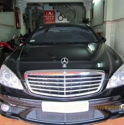 Đổi xe 7 chỗ nên cần bán Mercedes S63 AMG.