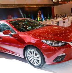 Mazda 3 All New 2017 Ưu đãi lên đến 55 triệu.
