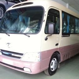 Bán Xe Khách Hyundai từ 29 đến 47 chỗ Tại Hải Phòng Giá Thành T.