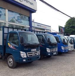 Xe tải OLLIN 5 tấn 500B OLLIN 7 tấn 700B OLLIN 9 tấn 900A ollin 9.5 tấ.