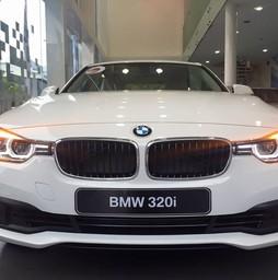 Bán Xe BMW 320i LCi 2017 Giá Rẻ Nhất, Giá Xe BMW 330i LCi 2017 Tốt Nh.