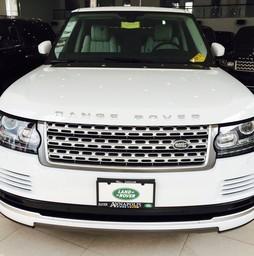 Range Rover HSE 3.0 màu trắng 2015 giao ngay.