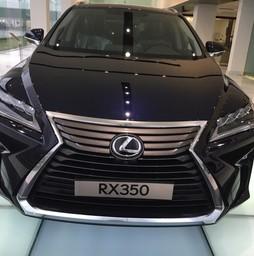 Lexus RX350 2017 chính hãng đã có mặt tại Việt Nam, đủ màu,trả .