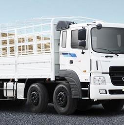 Bán xe tải nặng Hyundai HD210 14 tấn 3 chân, HD320 18 tấn 4 chân, Hd3.