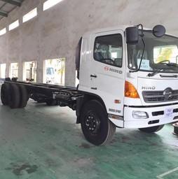 Bán xe tải Hino FL 15 tấn thùng dài 9m3, thùng 7m8 giá tốt trả góp.