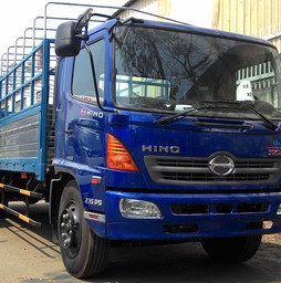 Bán xe tải HINO 8 tấn thung siêu dai 9,9 mét, xe tải HINO 8 tấn FG8JP.