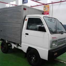 Suzuki 5 tạ thùng kín thùng mui bạt 2016, Suzuki 500kg giá tốt.
